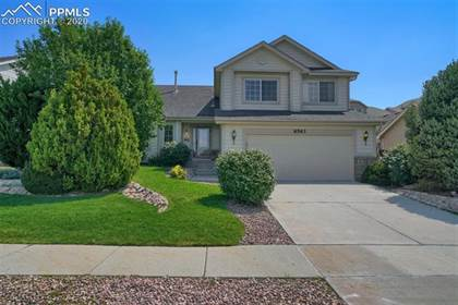 Residential Property for sale in 6563 Barrel Race Drive, Colorado Springs, CO, 80923