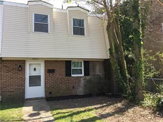 Townhouse for sale in 5621 Dodington CT, Virginia Beach, VA, 23462