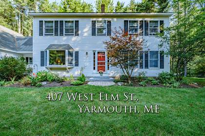 Residential Property for sale in 407 West Elm Street, Yarmouth, ME, 04096