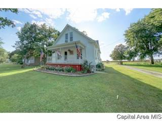 Single Family for sale in 205 N MONROE ST, Morrisonville, IL, 62546