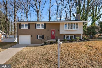 Residential Property for sale in 6004 HOPE DRIVE, Temple Hills, MD, 20748
