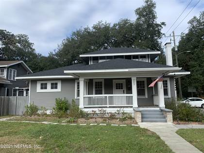Residential Property for rent in 3903 BOONE PARK AVE, Jacksonville, FL, 32205