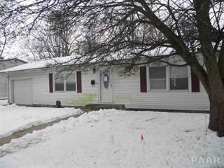 Single Family for sale in 108 E CLINTON Street, Rushville, IL, 62681