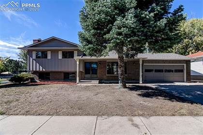Residential for sale in 4804 Galena Drive, Colorado Springs, CO, 80918