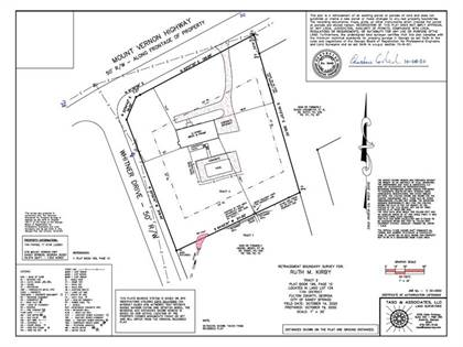 Lots And Land for sale in 578 Mount Vernon Highway NW, Sandy Springs, GA, 30327