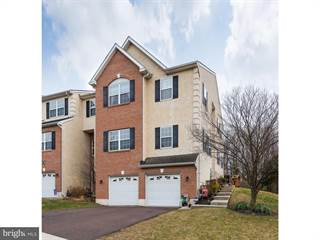 Townhouse for sale in 90 STONE HILL DRIVE, Pottstown, PA, 19464