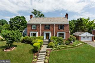 Single Family for sale in 1505 NORTH GATE ROAD NW, Washington, DC, 20012