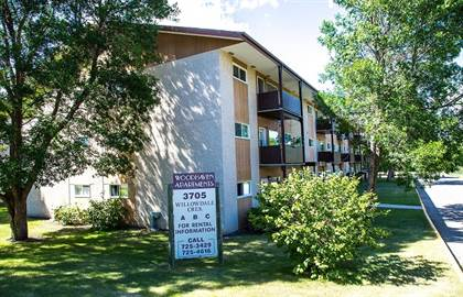 Apartment for rent in 3705 Willowdale Crescent, Brandon, Manitoba, R7B 3P6