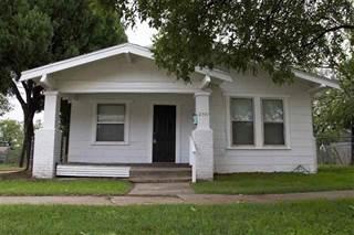 Single Family for sale in 2307 AVENUE H, Wichita Falls, TX, 76309