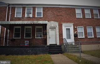 Townhouse for rent in 4002 EDGEWOOD ROAD, Baltimore City, MD, 21215