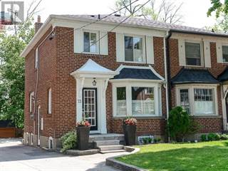 Single Family for sale in 73 THURSFIELD CRES, Toronto, Ontario, M4G2N4