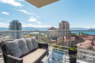 Condo for sale in 1075 Sunset Drive, Kelowna, British Columbia, V1Y 9T9