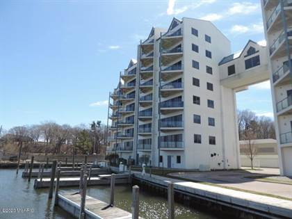 Residential Property for sale in 2964 Lakeshore Drive E 701, Muskegon, MI, 49441