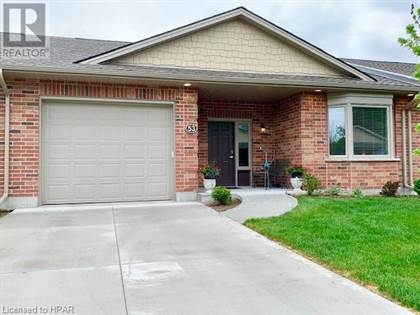 Single Family for sale in 53 BAYFIELD MEWS Lane, Bayfield, Ontario, N0M1G0