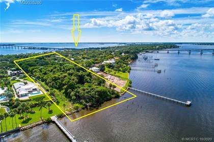 Lots And Land for sale in 33 N Sewalls Point Road, Stuart, FL, 34996