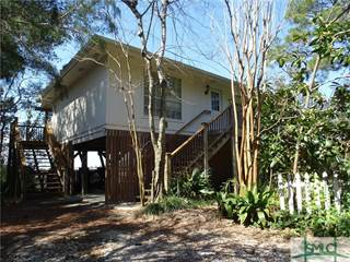 Single Family for sale in 143 S Campbell, Tybee Island, GA, 31328