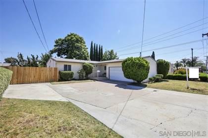 Residential for sale in 1203 MARLINE AVE, El Cajon, CA, 92021