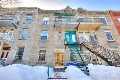 Residential Property for sale in 4648-4652 Rue Hutchison, Montreal, Quebec