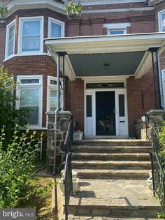 Residential Property for sale in 2414 HARLEM AVE, Baltimore City, MD, 21216