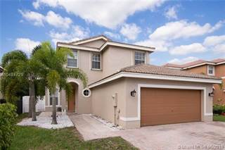 Single Family for sale in 16386 SW 27th St, Miramar, FL, 33027