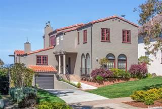 Single Family for sale in 190 San Benito Way, San Francisco, CA, 94127