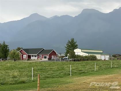 Single-Family Home for sale in 60574 Hillside Road , Saint Ignatius, MT, 59865