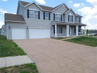 Single Family for sale in 411 Fuller Drive, Wentzville, MO, 63385