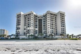 Condo for sale in 1660 GULF BOULEVARD 708, Clearwater, FL, 33767