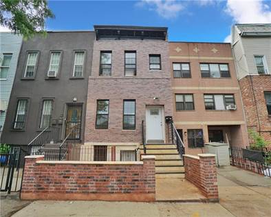 Residential Property for sale in 254a Saratoga Avenue, Brooklyn, NY, 11233