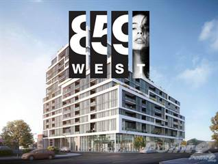 Apartment for sale in 859 West Condos / The Queensway, Toronto, Ontario