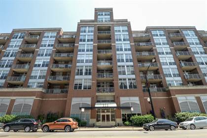 Residential Property for sale in 111 South Morgan Street 607, Chicago, IL, 60607