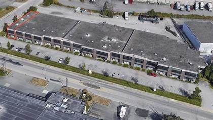 Industrial for sale in 6660 GRAYBAR ROAD 100, Richmond, British Columbia, V6W1H9