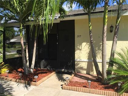 Residential Property for sale in 1518 SW Courtyards LN 197, Cape Coral, FL, 33914