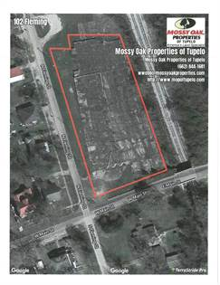 Lots And Land for sale in N Fleming St., Okolona, MS, 38860