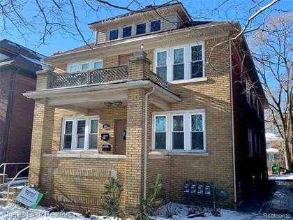 Residential Property for rent in 829 BEACONSFIELD, Grosse Pointe Park, MI, 48230