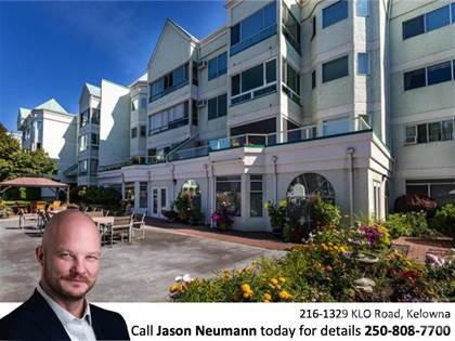 Residential Property for sale in 1329 KLO Road, Kelowna, British Columbia, V1W 3N9