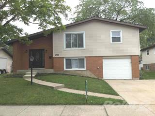 House for rent in 4324 Barry Ln Oak Forest, IL 60452 - 4/1.5 1098 sqft, Oak Forest, IL, 60452