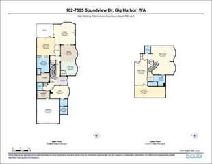 Condo for sale in 7305 Soundview Drive Unit 102, Gig Harbor, WA, 98335