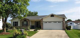 Single Family for sale in 832 Daniel Drive, Maryville, IL, 62062