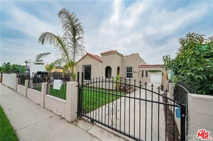 Multifamily for sale in 822 E 84Th Pl, Los Angeles, CA, 90001