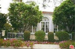 Single Family for rent in 110 North OAKHURST Drive, Beverly Hills, CA, 90210