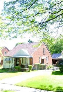 Residential Property for sale in 19450 WARWICK Street, Detroit, MI, 48219