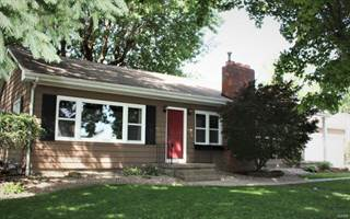 Single Family for sale in 400 Harrison, Jerseyville, IL, 62052