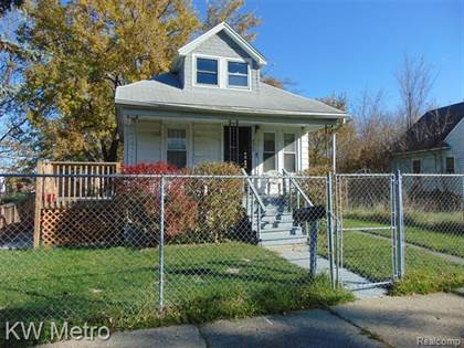 Residential for sale in 8922 ARMOUR Street, Detroit, MI, 48213