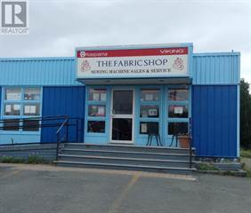 Retail Property for sale in 126 Roe Avenue, Gander, Newfoundland and Labrador, A1V1W5