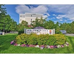Condo for sale in 30 Franklin St 429, Malden, MA, 02148