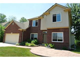 Single Family for sale in 39945 SHORELINE Drive, Greater Mount Clemens, MI, 48045