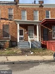 Townhouse for rent in 904 N FRANKLINTOWN ROAD, Baltimore City, MD, 21216