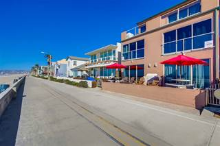 Single Family for sale in 3333 Ocean Front Walk 1 and 2, San Diego, CA, 92109