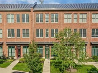 Condo for rent in 505 LEWIS Street, Birmingham, MI, 48009